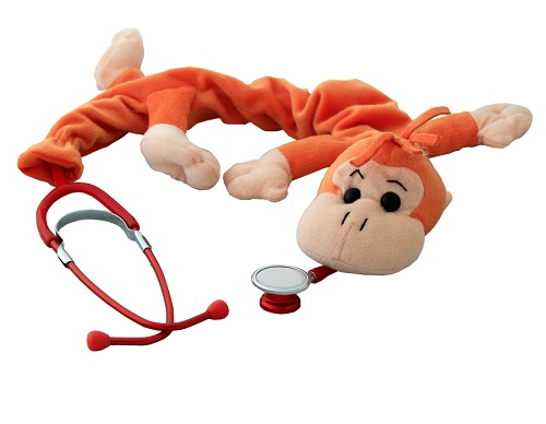Monkey Stethoscope Cover