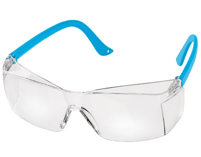 Colored Temple  Safety Glasses