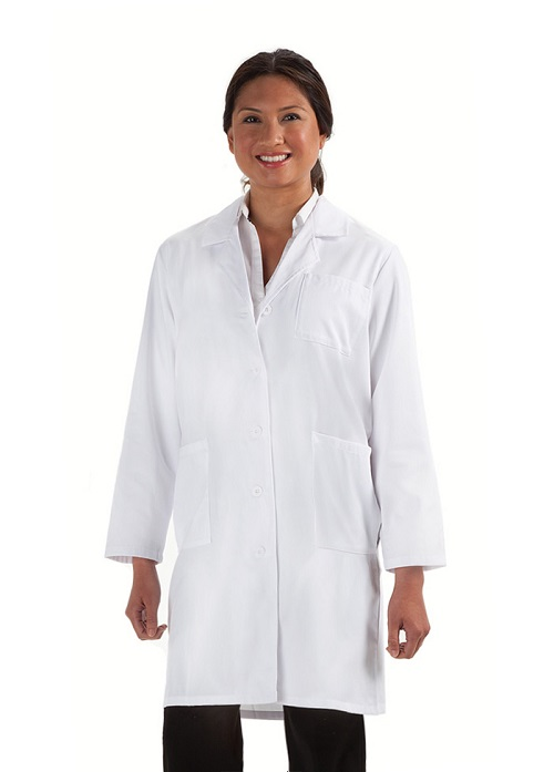 Womens White Lab Coats