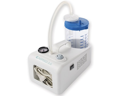 ASPEED 3 Suction Aspirator 230V Single Pump