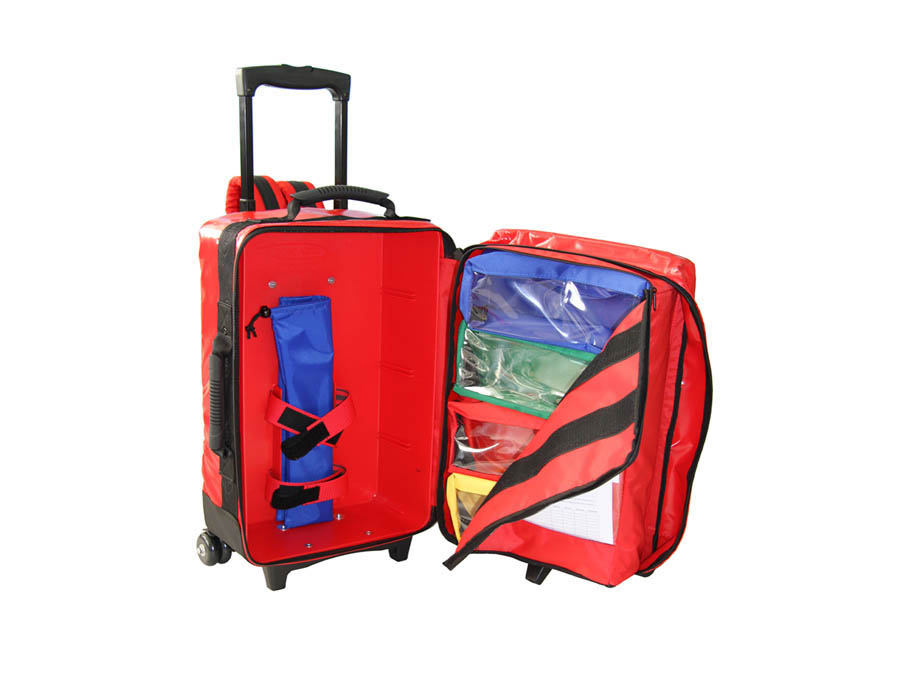 Medical Equipment  Wheeled Backpack