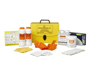 Biohazard  and  Body Fluids  Spills Kits