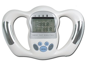Body Fat Analyzer with BMI