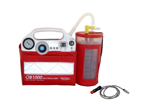 Boscarol OB1000 FA Medical Suction Unit