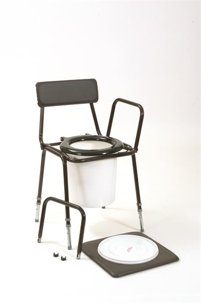 Chemiloo Commode  With  Adjustable Height