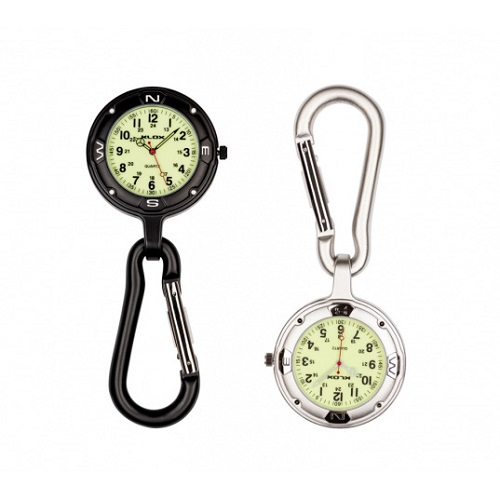 Stylish Carabiner Watch