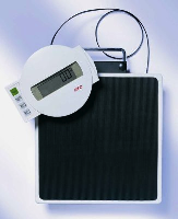 Seca Electrical Personal Scale with Remote Display on Cable