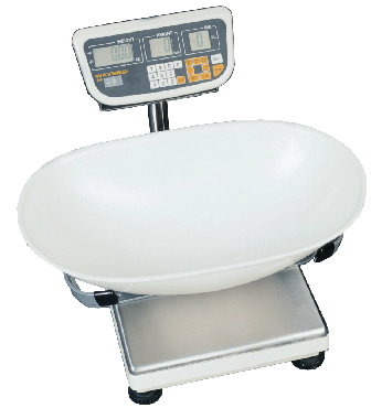 Medical Scales from Seca Weylux and Weight Check
