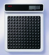 Seca Electronic Personal Floor Scale with Automatic Power Switch