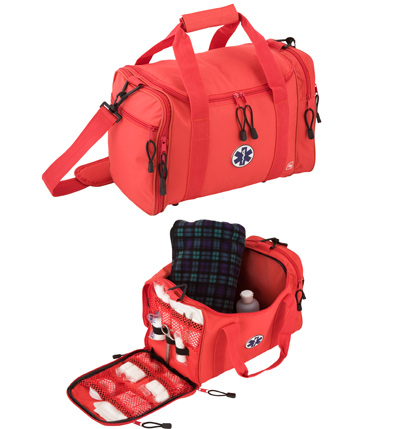 First Aid Bag for Medical Emergencies - Polyester