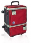 Large Capacity Emergency Bag With Trolley - Mobile Emergency Transportation