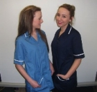 Ladies Front Zip Tunic - Ideal For Nurses