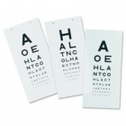 Eye Test Charts - For Medical Professionals