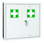 First Aid Wall Cabinet  With Adjustable Shelves