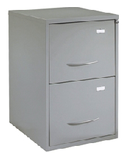 Two-Drawer A3 Filing Cabinet
