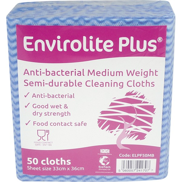 Antibacterial Cleaning Cloths For Hospitals