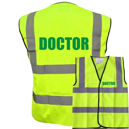 High Visibility Workwear For Paramedics Doctors  First Aiders