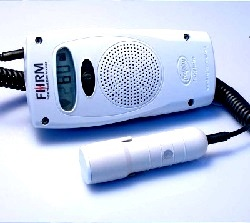 Freeplay FHRM Portable Fetal Doppler