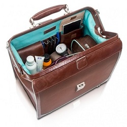 Modern and Practical  Doctors Bag