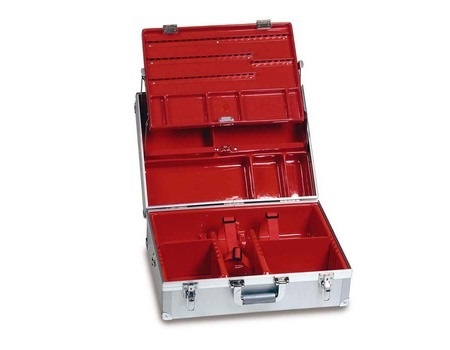 Medical Aluminium Case With Modular System
