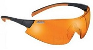 Euronda-Monoart Evolution Orange Safety Glasses Box of 10