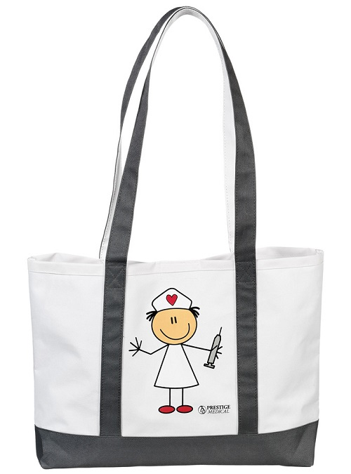 Nurses Tote Bag Dotty Nurses
