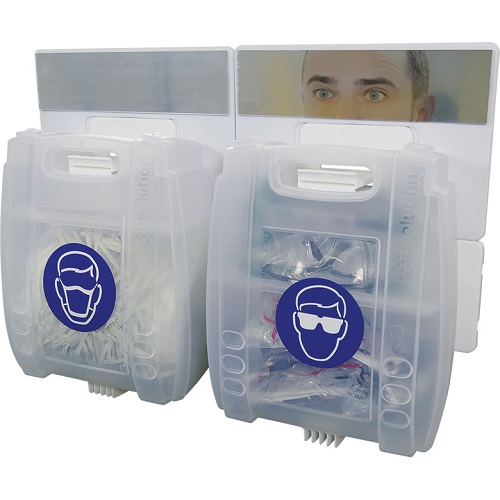 PPE Storage And Dispensers