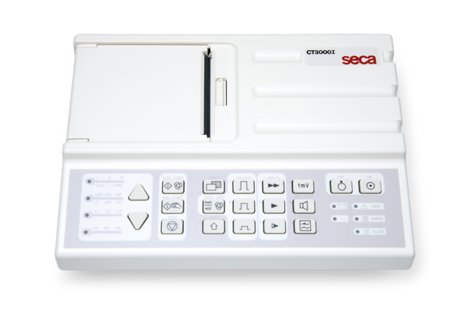 Seca CT3000i Interpretive ECG Machine