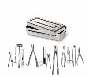 Veterinary Thoracic Surgery Instrument Set