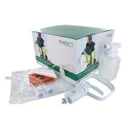 Timesco EVAC-S Single Use Suction Device Pack of 5