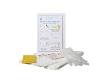 Urine and Vomit Single Use Spill- Kit  Case of 10