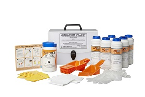Urine and Vomit Spill Kit  Large Kit