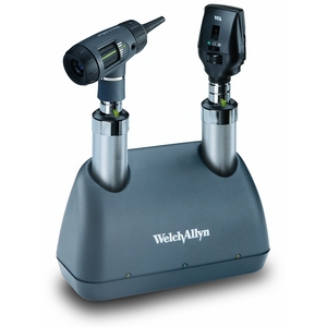 Welch Allyn 3.5v Prestige Desk Set with NiCad Handle