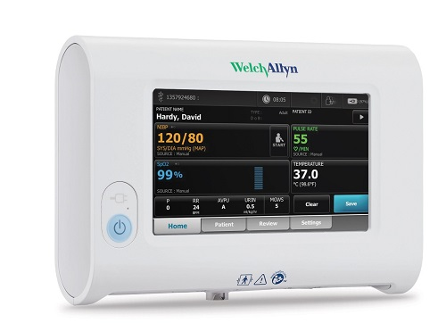 Welch Allyn Connex Spot Monitor
