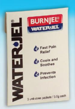 Water-Jel Burnjel Sachets