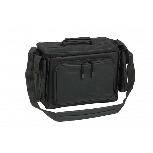 Large Capacity Doctors Bag Black