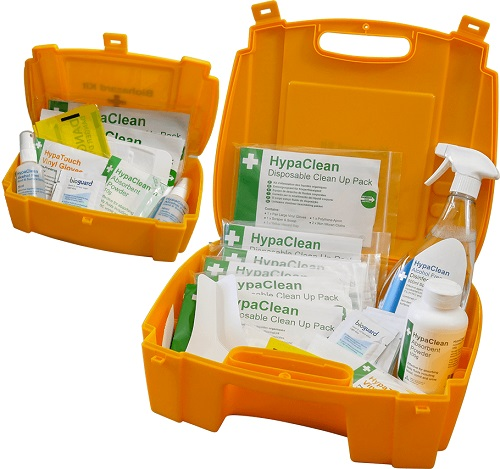 Evolution Body Fluid Disposal Kits