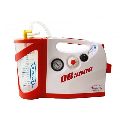 Boscarol OB3000 Portable Suction Unit