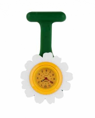 Stylish FOB Watch Daisy Flower