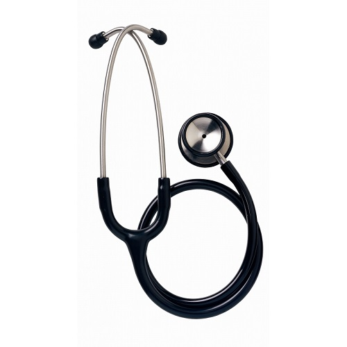 Diamond Paediatric Stethoscope In Black
