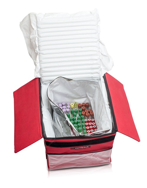 Vaccine Transportation - Messenger Bag
