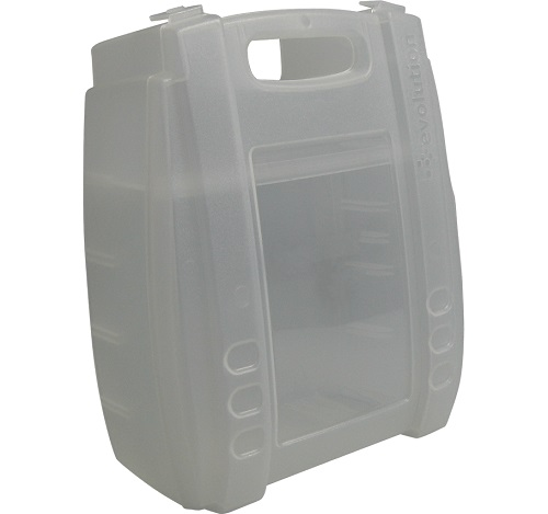 Clear Medium First Aid Case