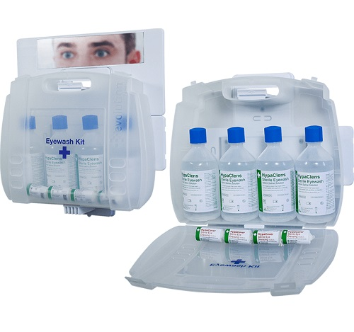 Eyewash Evolution Plus Kit