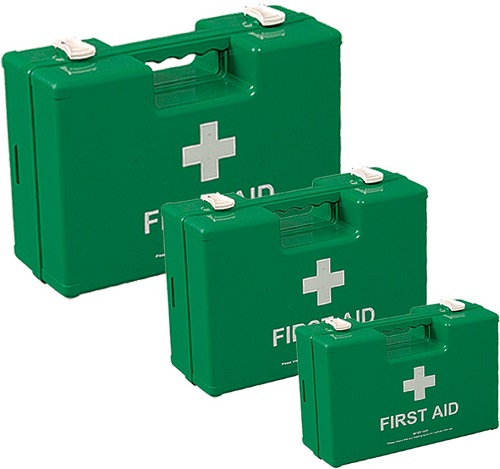 Rigid Plastic First Aid Cases