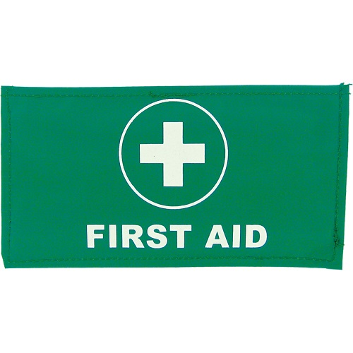 Armbands For First Aid And Emergency Service