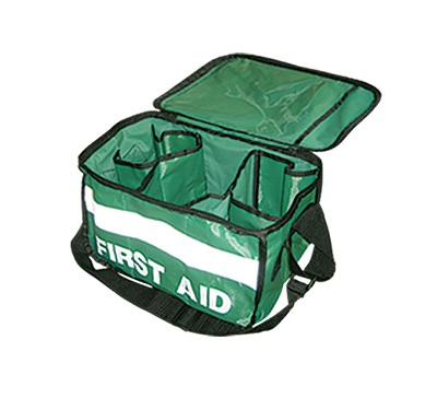 First Aid Bags in Soft Fabric -Empty