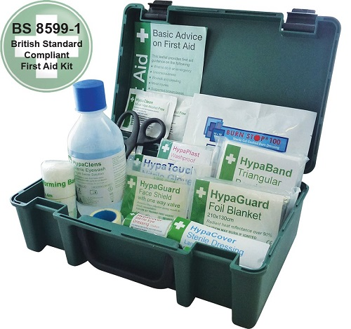 Professional First Aid Kits and Medical Kits-  ACOP Standards