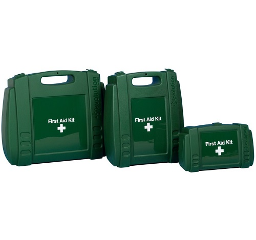 Evolution Green First Aid Kit Case