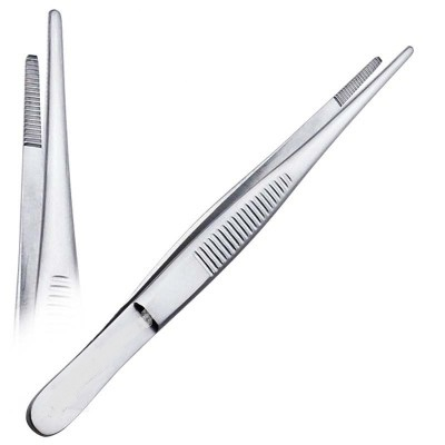Standard  Dressing Forceps Serrated Jaws