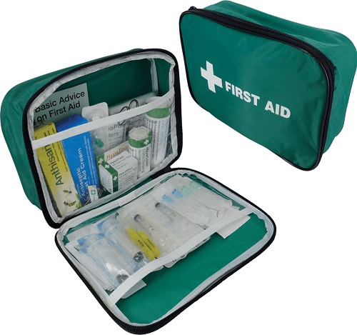 Standard Foreign Travel First Aid Kits